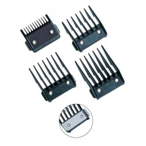 WAHL nádstavce na strojčeky na vlasy, plastové s kovovou sponou