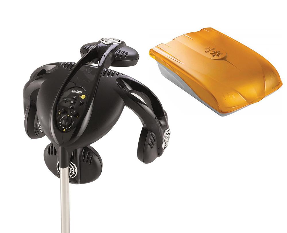 AKCIA: Ceriotti FX 3800 - klimazón s manuálnym nastavením a stojanom + Ceriotti GX 4 - UV sterilizátor