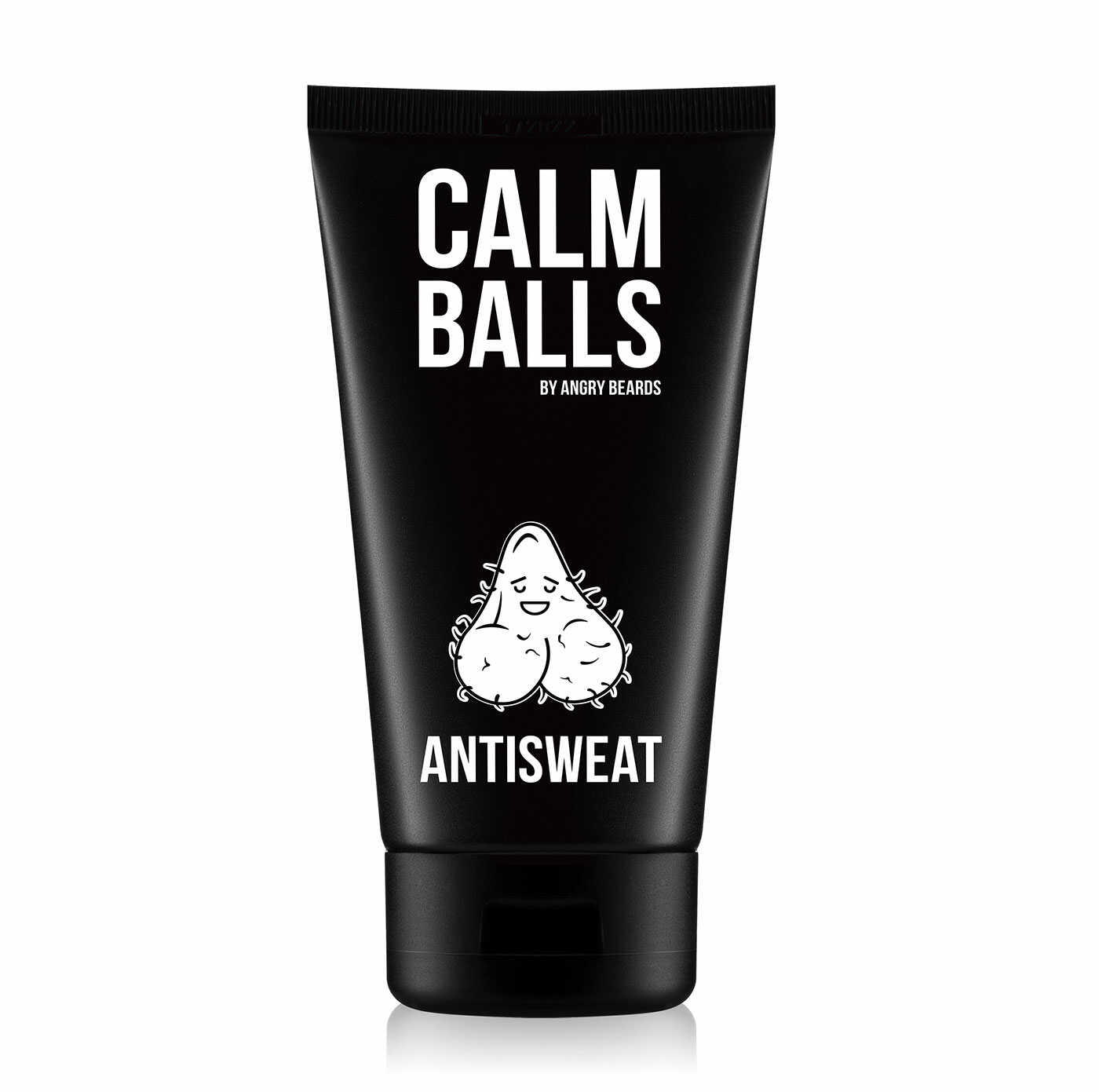 Angry Beards - AntiSweat - deodorant na koule, 150 ml