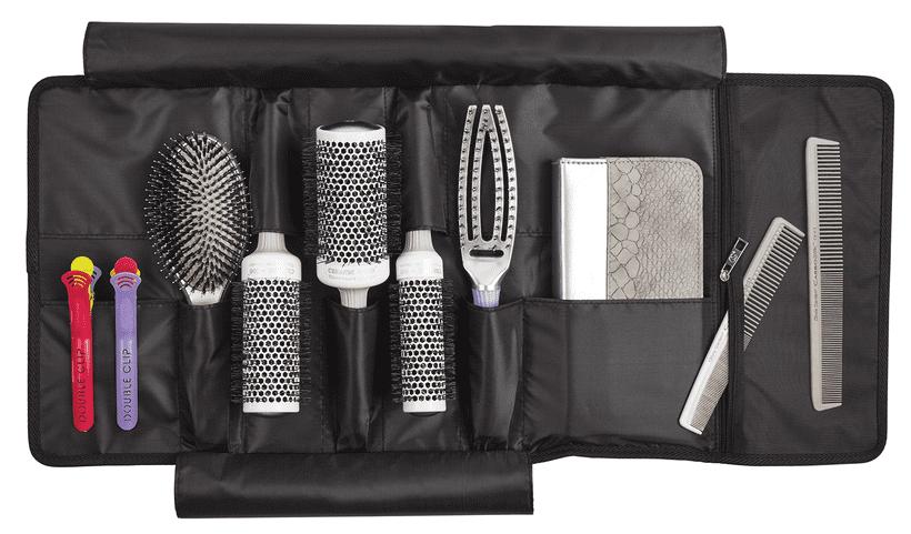 Olivia Garden Stylist Roll-up Tool Bag - taška na kadeřnické pomůcky