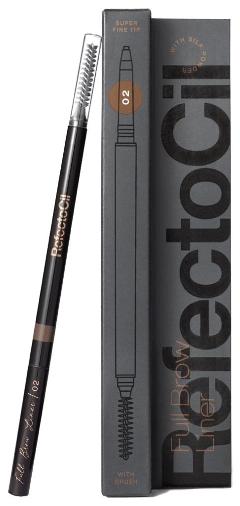 RefectoCil Full Brow Liner - ceruzka na obočie s kefkou