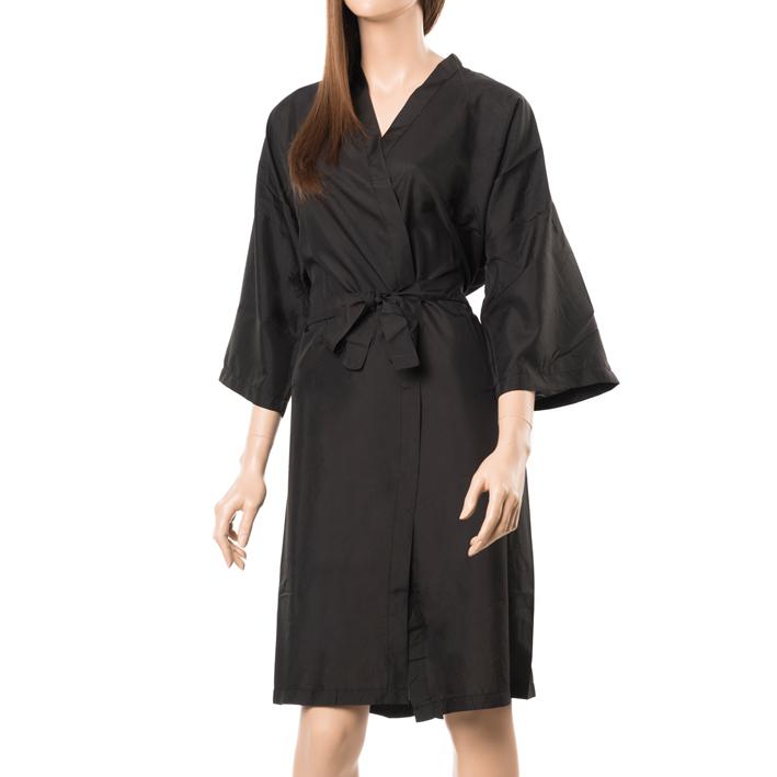 Eurostil Kimono Polyster 04300 - ochranné kimono na strihanie a farbenie