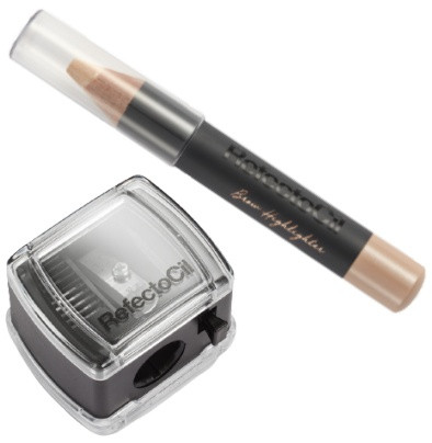 Refectocil Brow Highlighter set - ceruzka na obočie + orezávatko