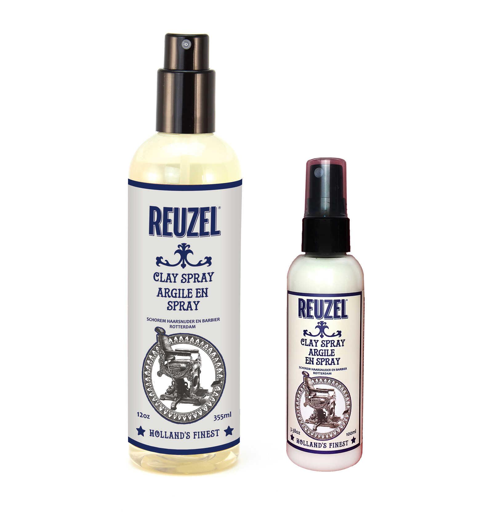 Reuzel Clay Spray - tekutá hlína na vlasy