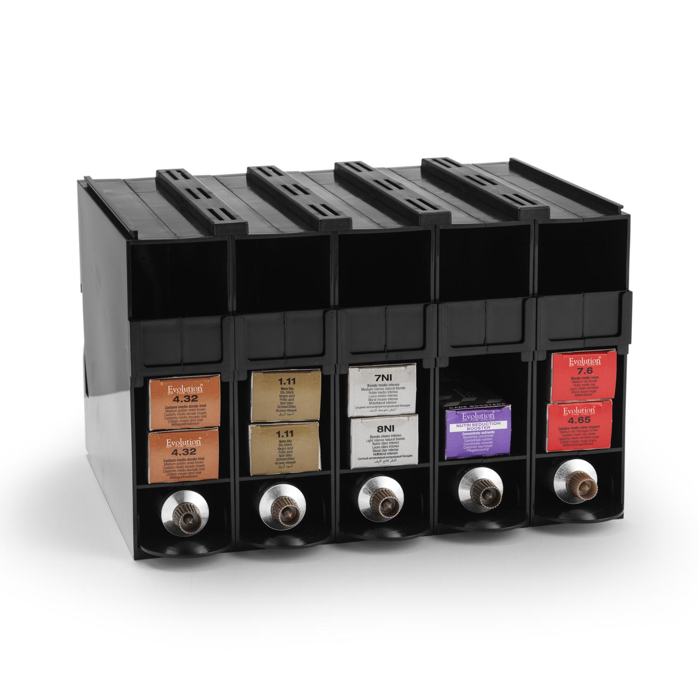 Color Depot Professional Storage System 4795 - úložný systém pre farby na vlasy