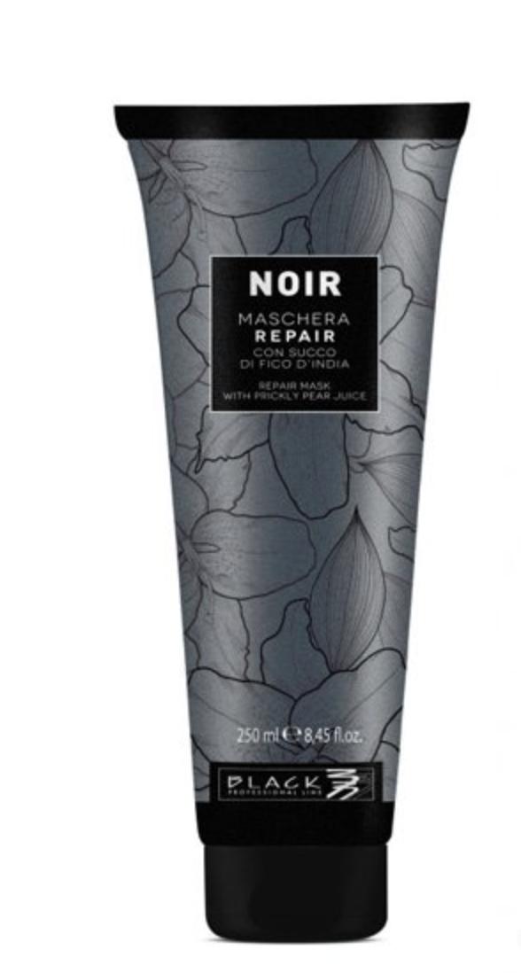 (EXP: 06/2021) Black Noir Repair Maschera - maska s extraktem z opuncie mexické, 250ml