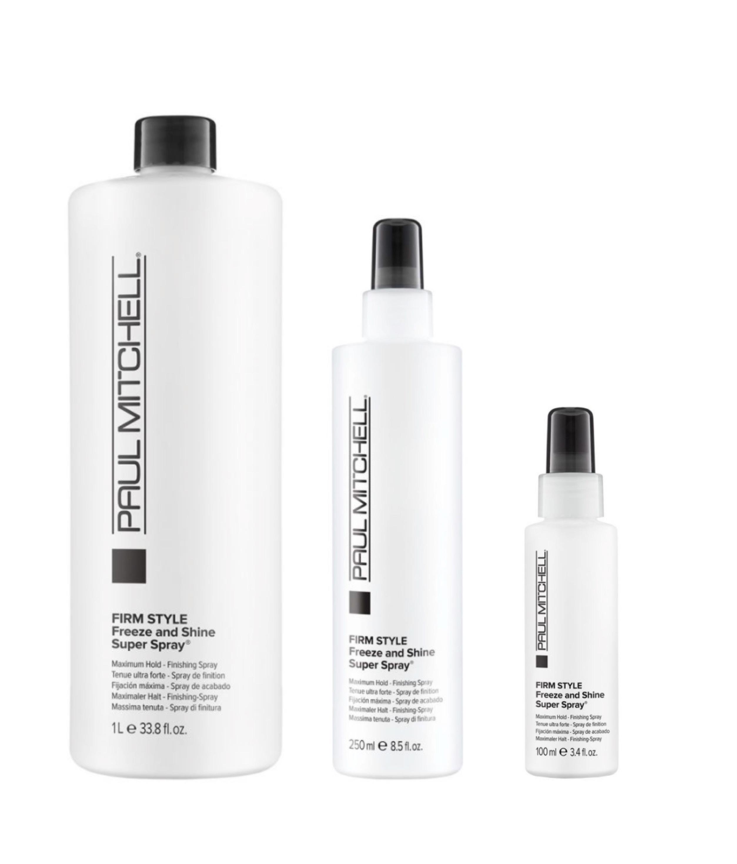 Paul Mitchell Firm Style Freeze and Shine Super Spray - finishing sprej