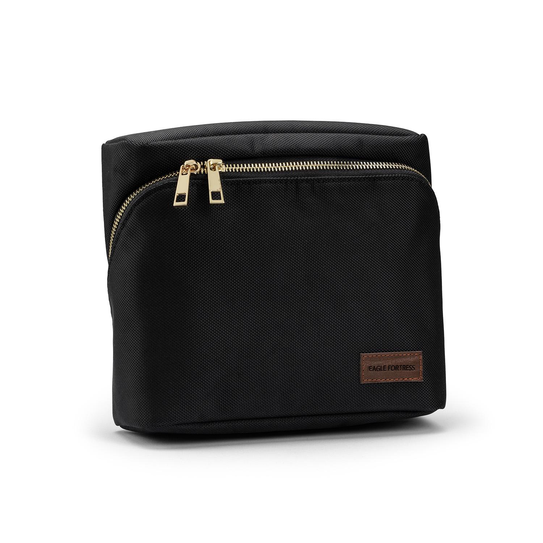 BraveHead Black Tool Case 9134 - černá taška na kadeřnické pomůcky