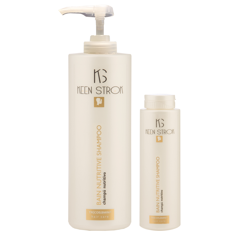 Keen Strok Bain Nutritive Shampoo - výživný šampón pre normálne až suché vlasy