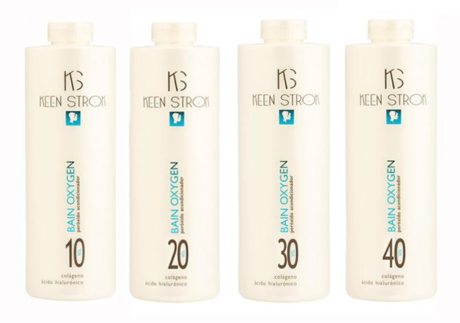 Keen Strok Bain Oxygen Conditioner Peroxide - krémový peroxid, 1000 ml