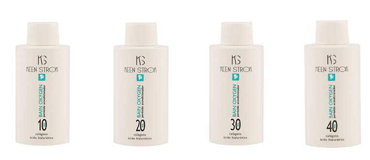 Keen Strok Bain Oxygen Conditioner Peroxide - krémový peroxid, 90 ml