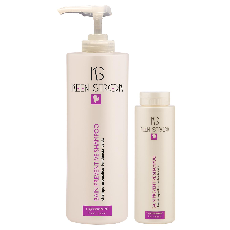 Keen Strok Bain Preventive Shampoo - šampón proti padaniu vlasov