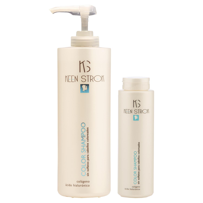 Keen Strok Color Shampoo - šampón na farbené vlasy