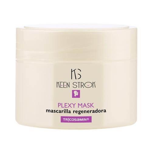 Keen Strok Plexy Mask - rekonštrukčná maska na vlasy, 300 ml