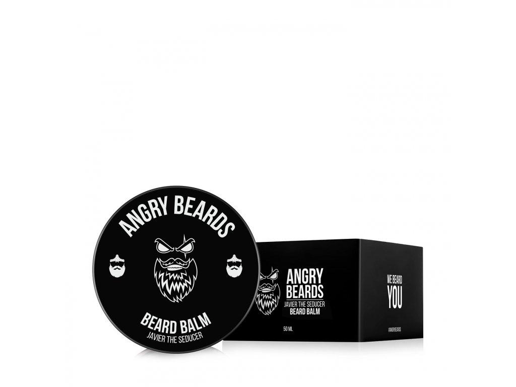 Angry Beards Beard Balm Javier The seducer - balzám na bradu, 50 ml