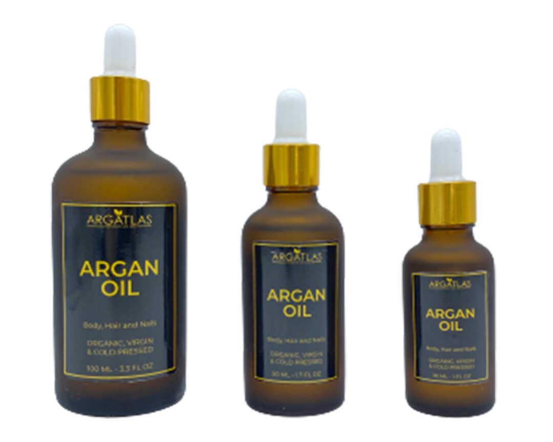 ARGATLAS Moroccan Oil Argan Oil - 100% arganový olej