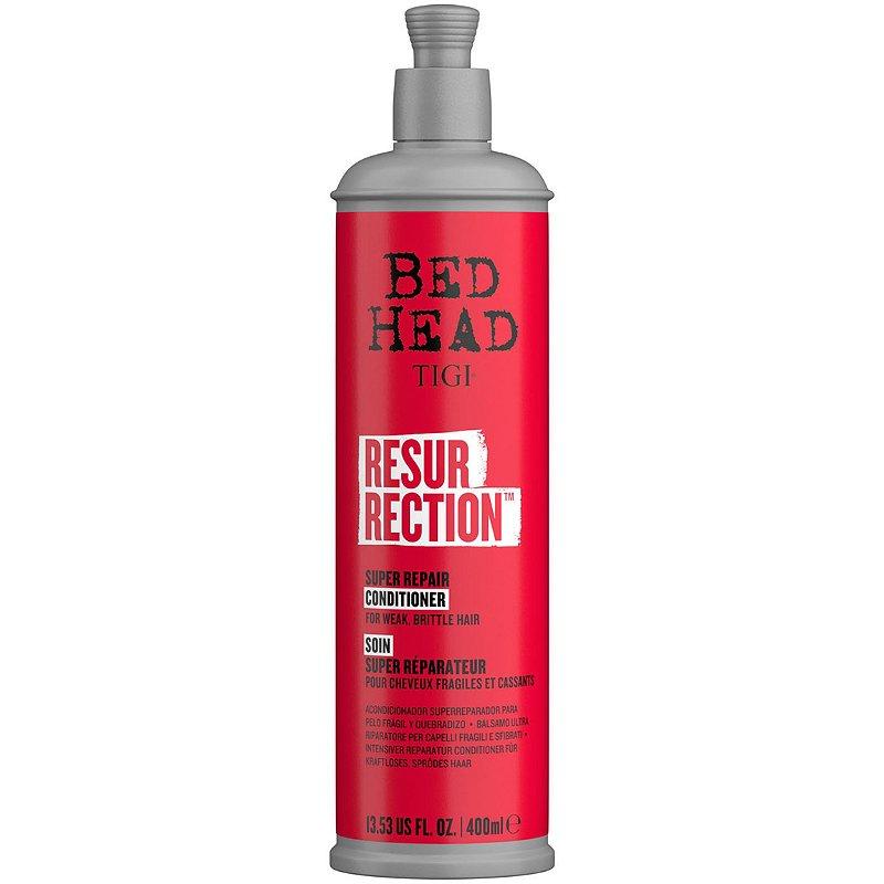 Bed Head Tigi Resurection Super Repair Conditioner - ošetrujúci kondicionér na slabé a lámavé vlasy, 400 ml