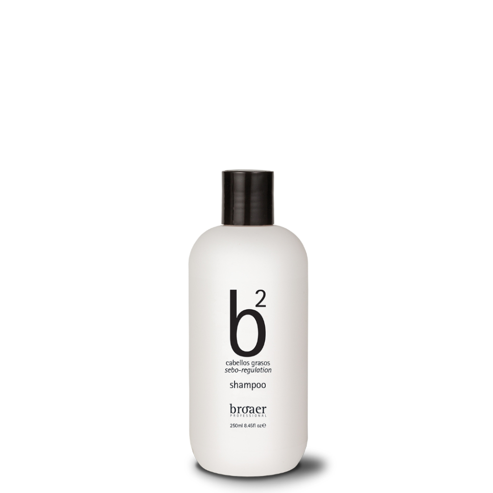 Broaer b2 sebo-regulation - šampón na mastné vlasy 250 ml