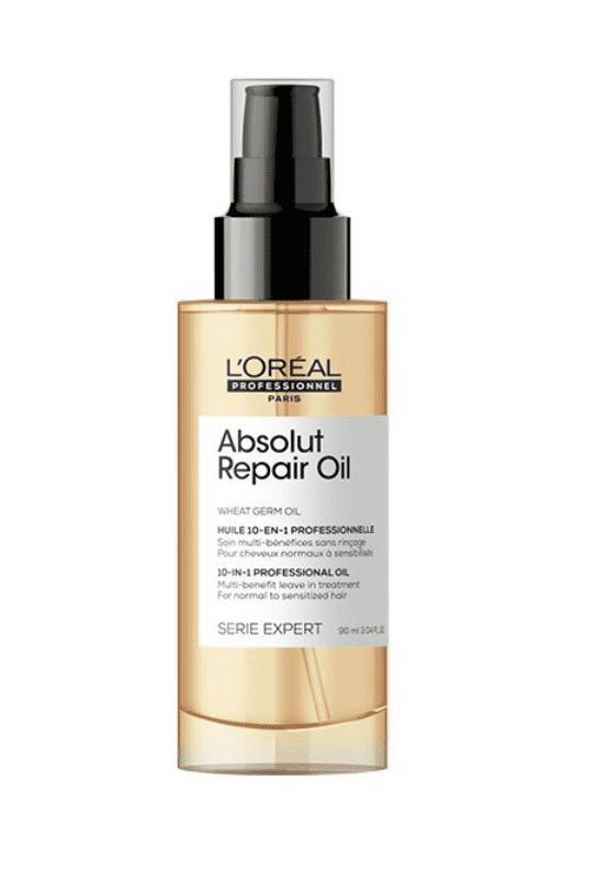 L'Oréal Professionel Absolute Repair Oil 10in1 - olej na vlasy 10 v 1, 90 ml