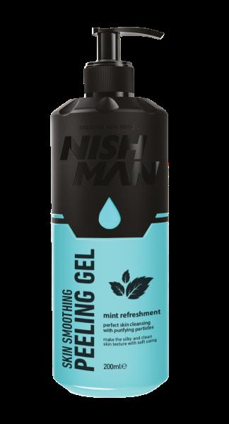 Nishman Skin Peeling Gel - peelingový gel, 200 ml