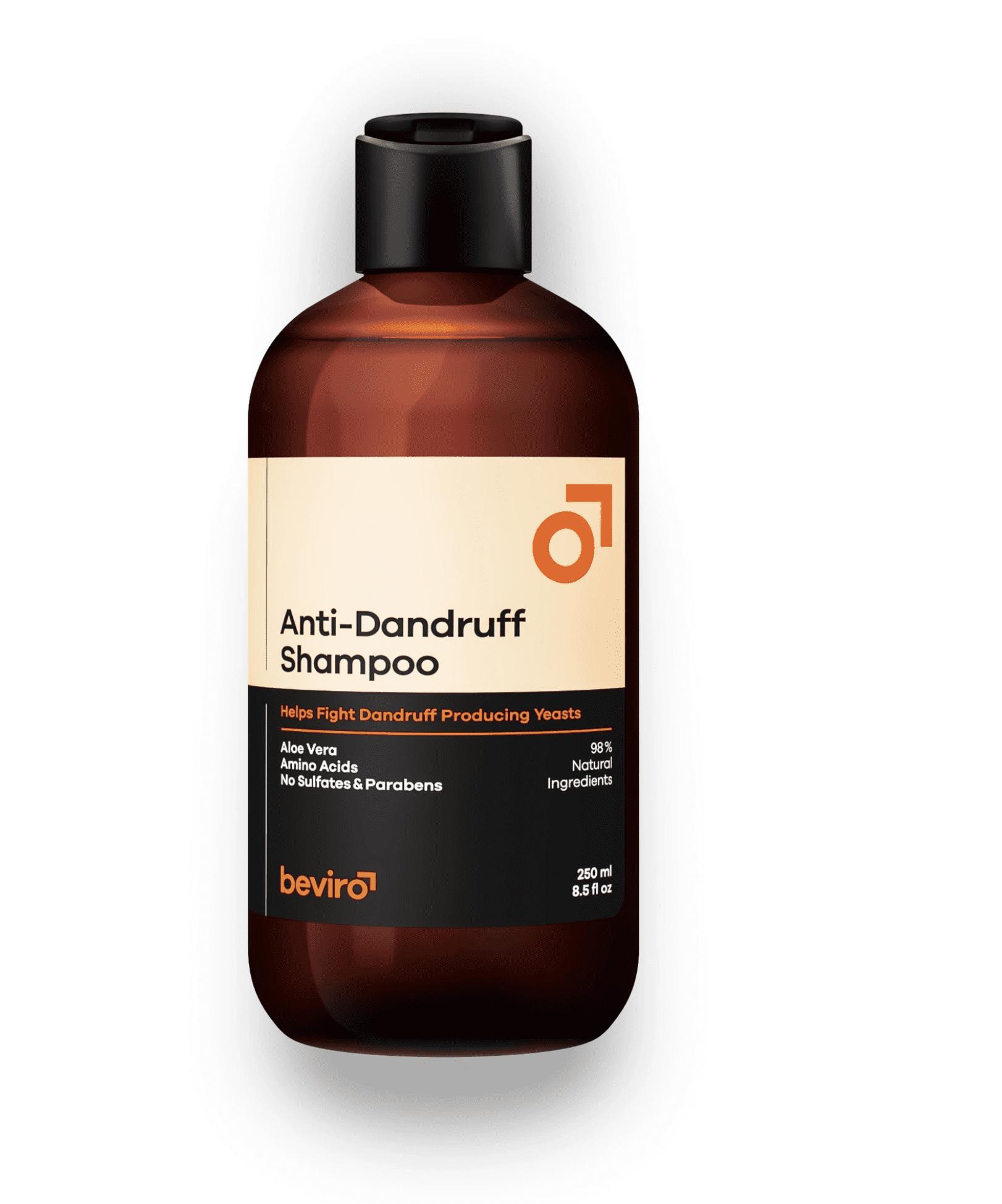 Be-Viro Anti-Dandruff Shampoo - šampon proti lupům