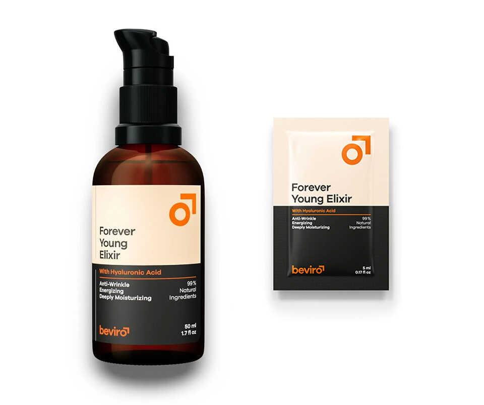 Beviro Forever Young Elixir - elixír mládí s obsahem kyseliny hyaluronové