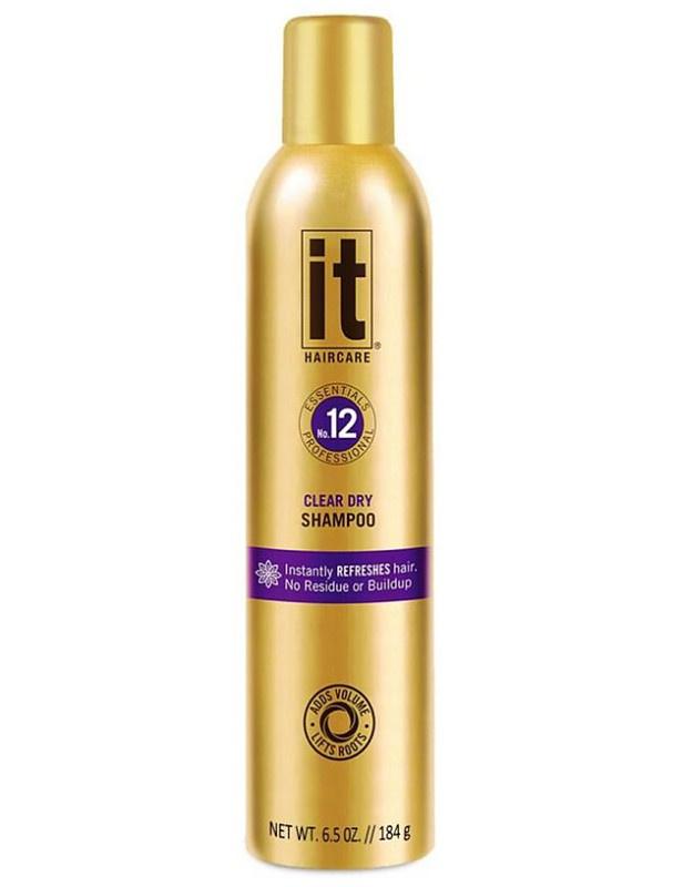 Freeze It Haircare Clear Dry Shampoo - suchý šampón, 184 g