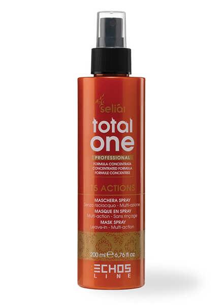 Echosline Seliàr Total One 15 Actions Leave-in Mask Spray - bezoplachová maska 15v1 v spreji, 200 ml