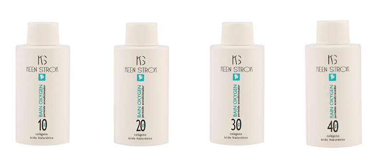 Keen Strok Bain Oxygen Conditioner Peroxide - krémový peroxid, 150 ml