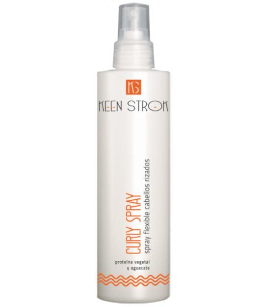 Keen Strok Curly Spray - modelačný sprej pre kučeravé a vlnité vlasy, 250 ml